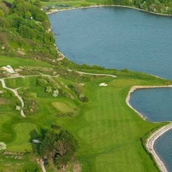Cork Golf Club, Little Island