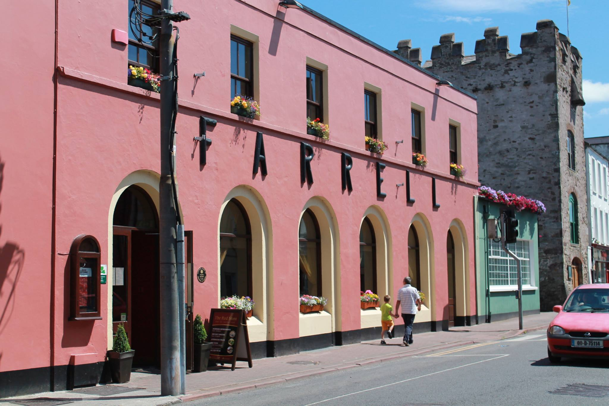 www.ringofcork.ie | Red Store Youghal