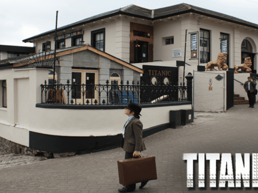 Titanic Experience, Cobh - Ring of Cork