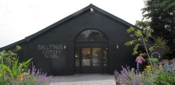 Ballymaloe Cookery School and Gardens