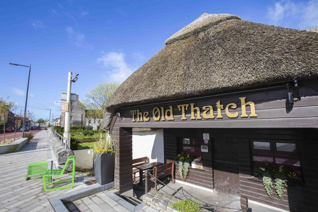The old thatch pub