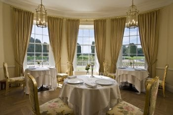 The Bell Tower Restaurant @ Castlemartyr Resort