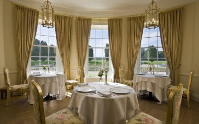 The Bell Tower Restaurant at Castlemartyr Resort