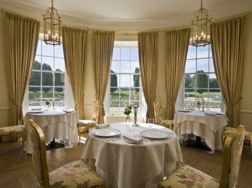 The Bell Tower Restaurant at Castlemartyr Resort - Ring of Cork