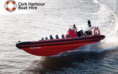 Cork Harbour Boat Hire Tours