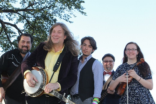 An Evening of American Bluegrass and Country Music - Ring of Cork