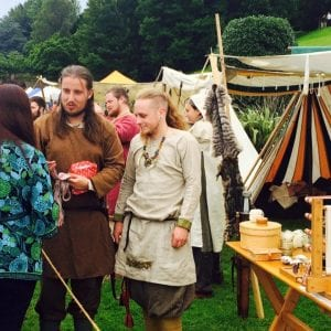 2017 Youghal Medieval Festival - Ring of Cork