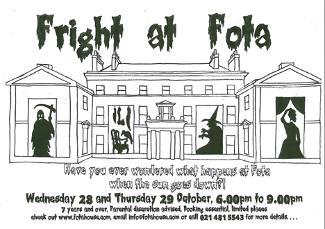 What's on at Fota House