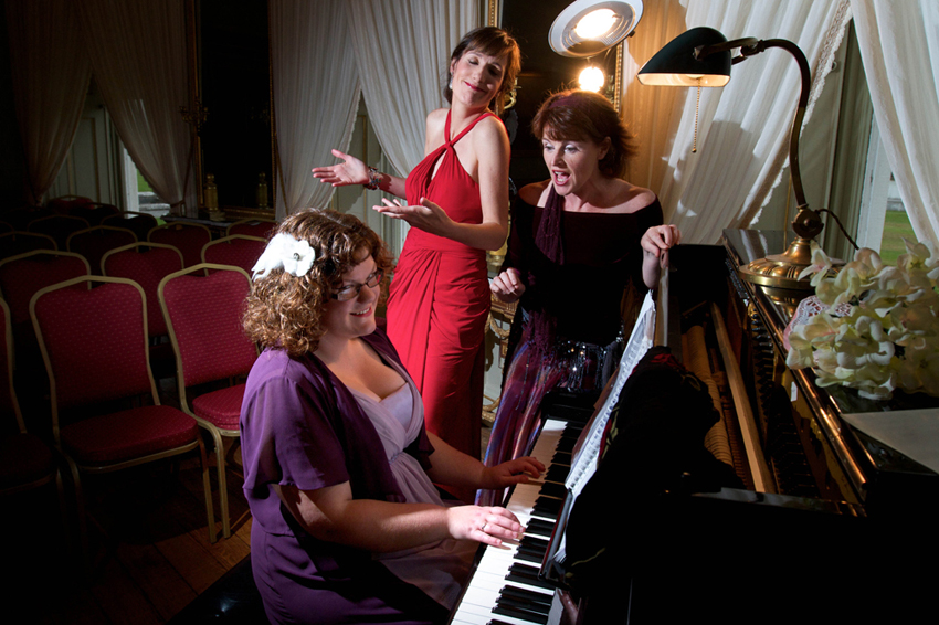 "Voce di Donna & ""You'd be Surprised"" at Fota House,  16th October"