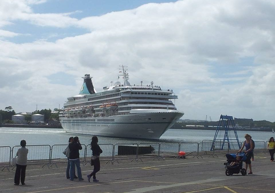 Cobh ready for Chinese tourists