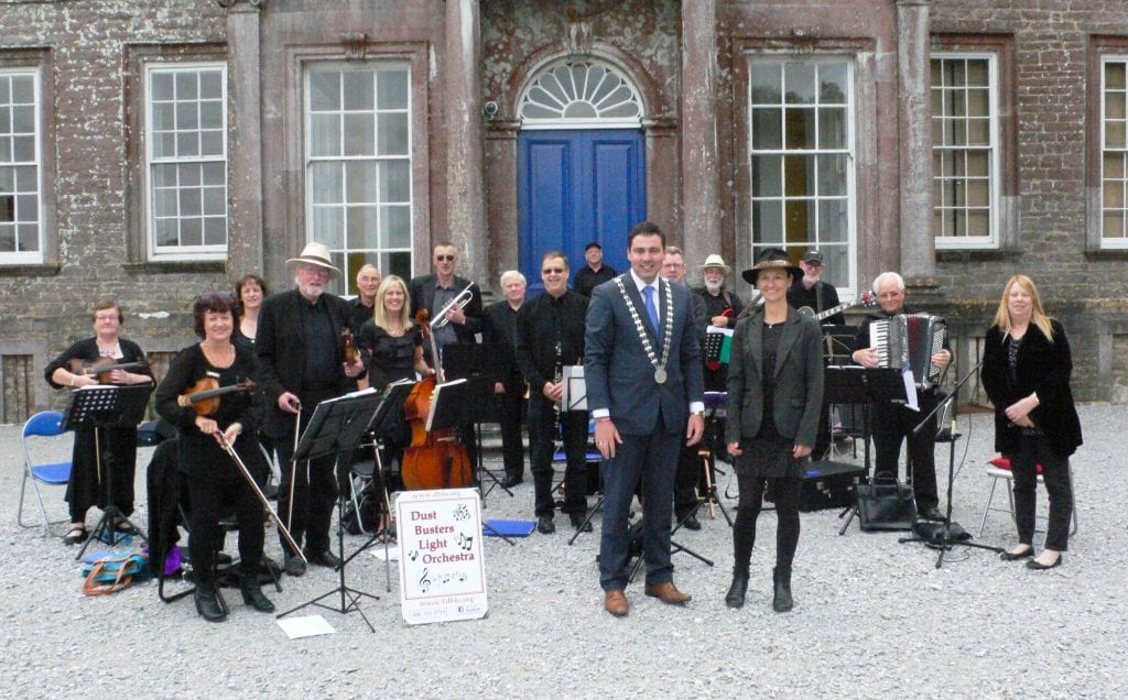 Fundraising Concert at Fota House - Ring of Cork