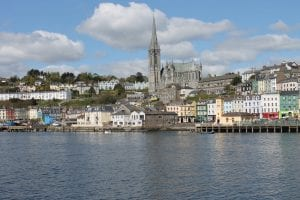 Cobh makes it as one of Irelands TOP 10 Tourism Towns