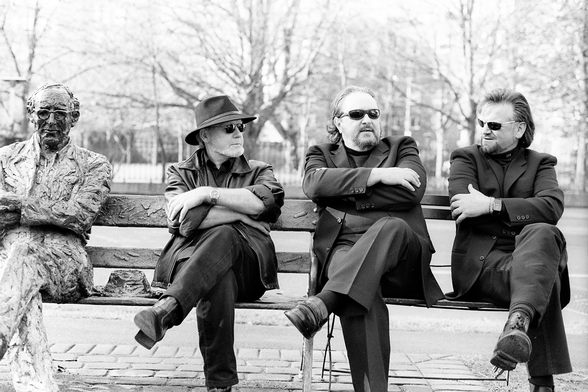 Bagatelle perform at Ballymaloe Grainstore - Ring of Cork