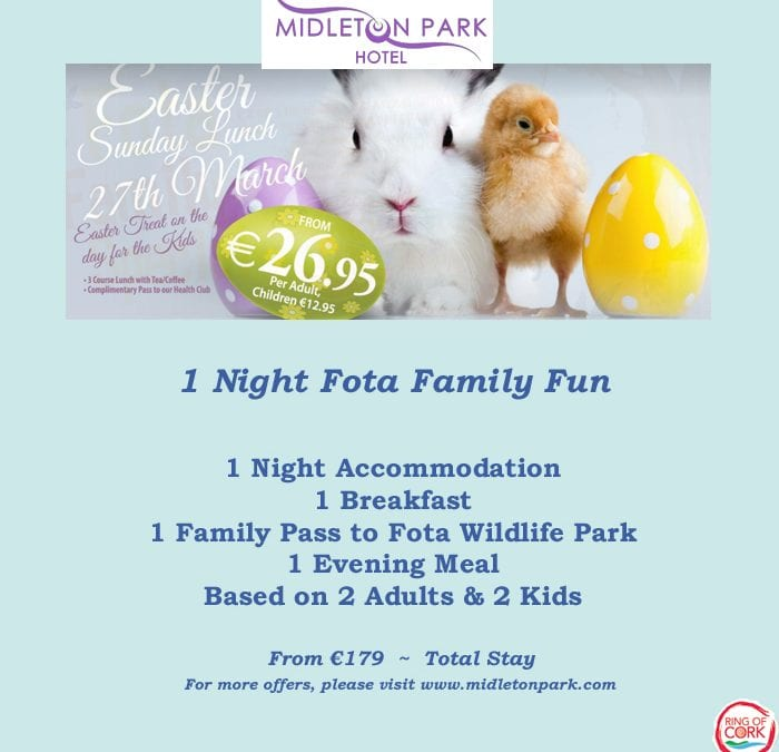 Family Fun with these Amazing Easter Offers 2016
