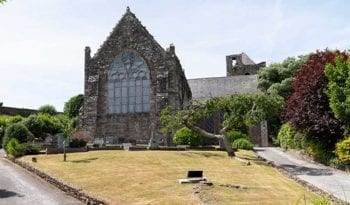St. Mary's Collegiate Church Tours