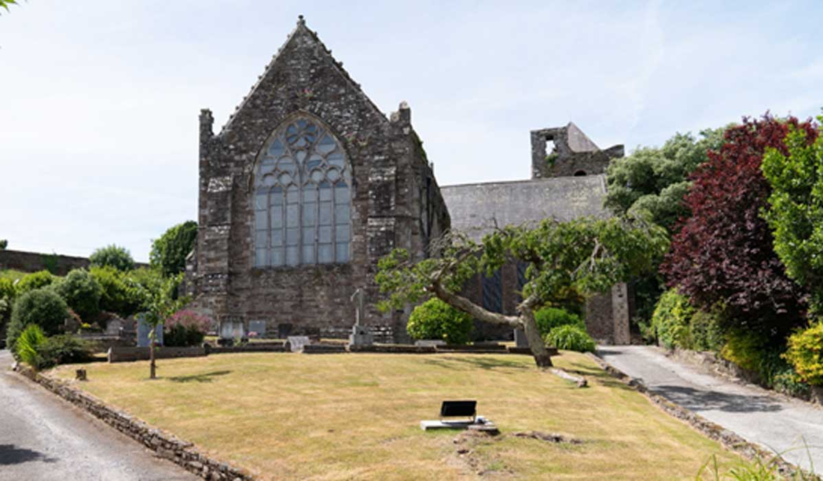 St. Mary's Collegiate Church