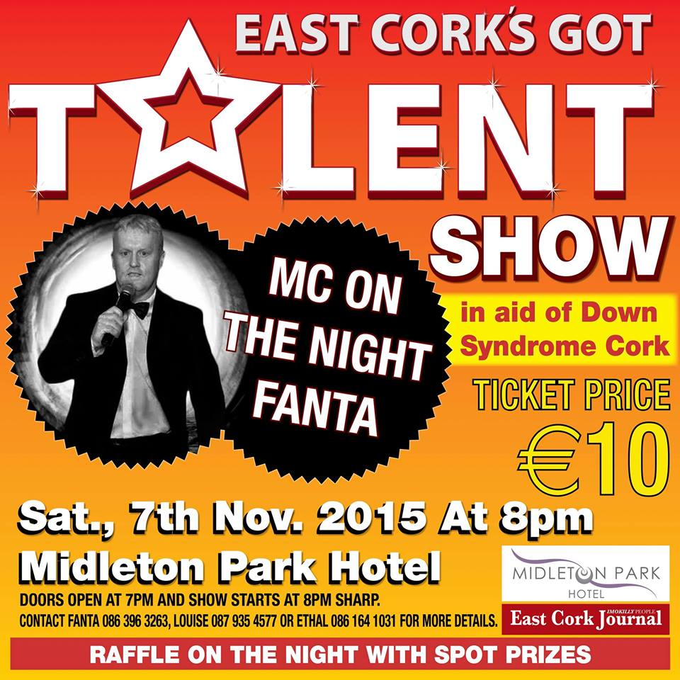 East Cork Talent Show 2015 - Ring of Cork