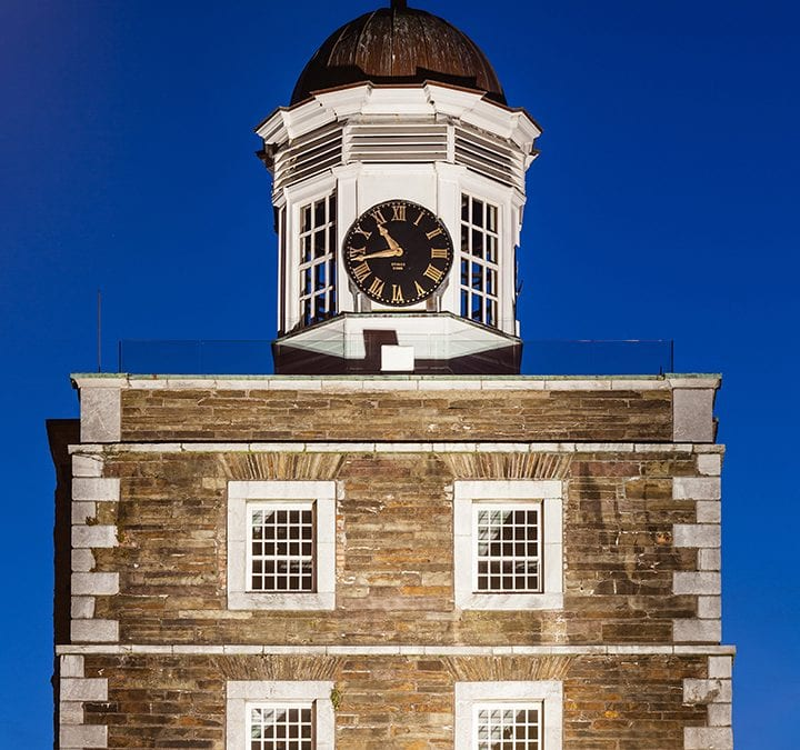 Youghal Clock Gate Tower Reopens