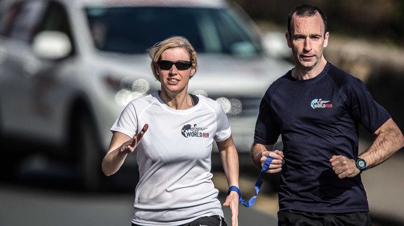 Ring Of Cork local Sinead Kane becomes first visually-impaired athlete ever to complete World Marathon Challenge