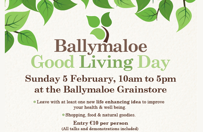 Ballymaloe Good Living Day - Ring of Cork