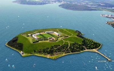 Spike Island Nominated for 'EUROPES LEADING TOURIST ATTRACTION'