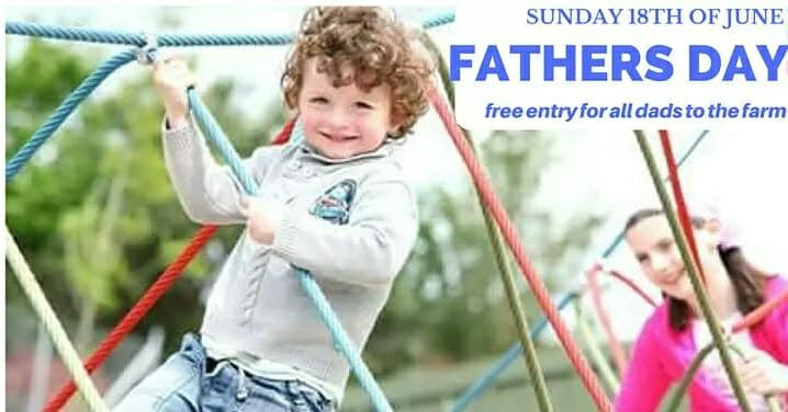Free Entry to all Dad's for Fathers Day - Ring of Cork