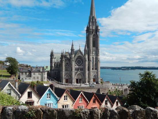 Cobh named one of Europe's Top 25 Towns