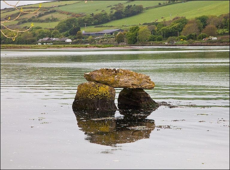 www.ringofcork.ie |Ring of Cork |Rostellan Dolmen