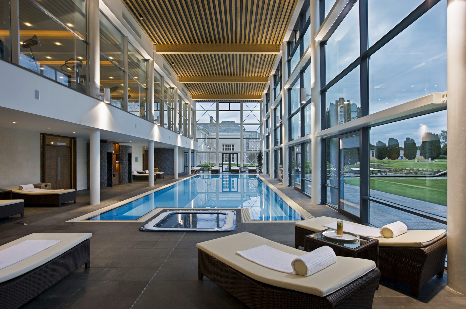 Sublime spa special at the 5-star Castlemartyr Resort