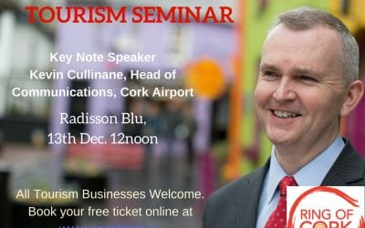 2017 Ring of Cork AGM / Tourism Seminar