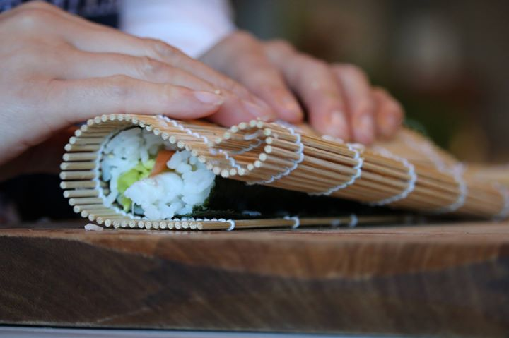 Sushi made Simple - Ring of Cork