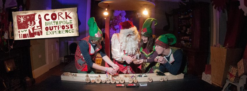 Cork North Pole Experience | www.ringofcork.ie | Ring of Cork