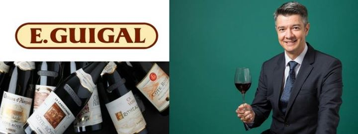 An evening with winemaker Philippe Guigal - Ring of Cork