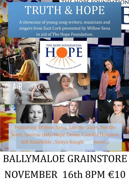 Truth & Hope Concert - Ring of Cork