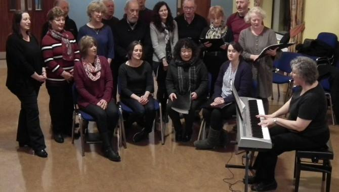 The Orpheus Choir in Concert - Ring of Cork