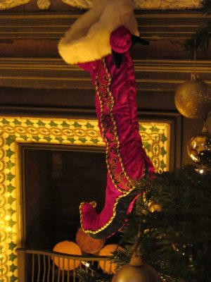 Victorian Christmas Stockings.The Magic Of Santa A Victorian Christmas Experience Ring