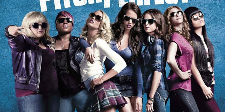 Pitch Perfect 3 - Advanced Screening Wed & Thurs this week - Ring of Cork