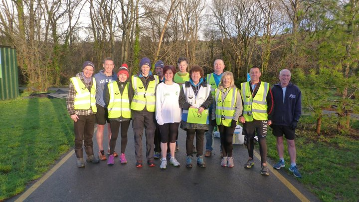 Park Run Event no 83 part 2 - Ring of Cork