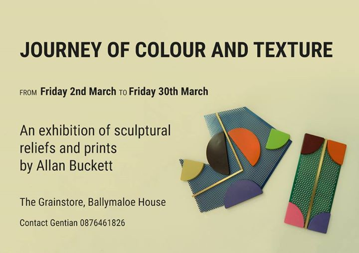 ART Exhibition Allan Buckett - Ring of Cork