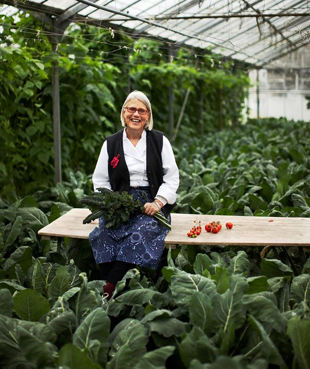 Darina Allen talk: Grow Cook Nourish - Ring of Cork