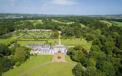 New Café and Spring Events as Fota House