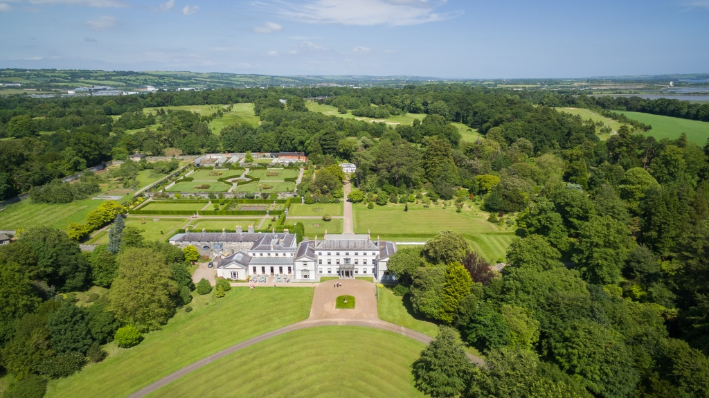 New Café and Spring Events as Fota House, Arboretum & Gardens opens for 2018 season