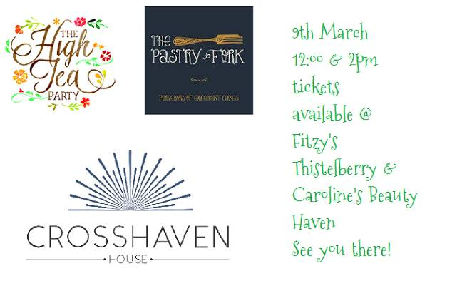High Tea Party & Tour Of Crosshaven House - Ring of Cork