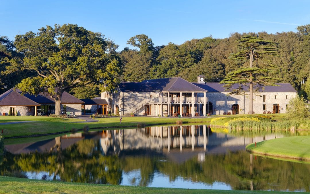 Fota Island Resort Majors inspired golf experience