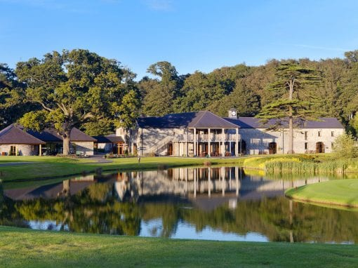 Fota Island Resort Majors inspired golf experience - Ring of Cork