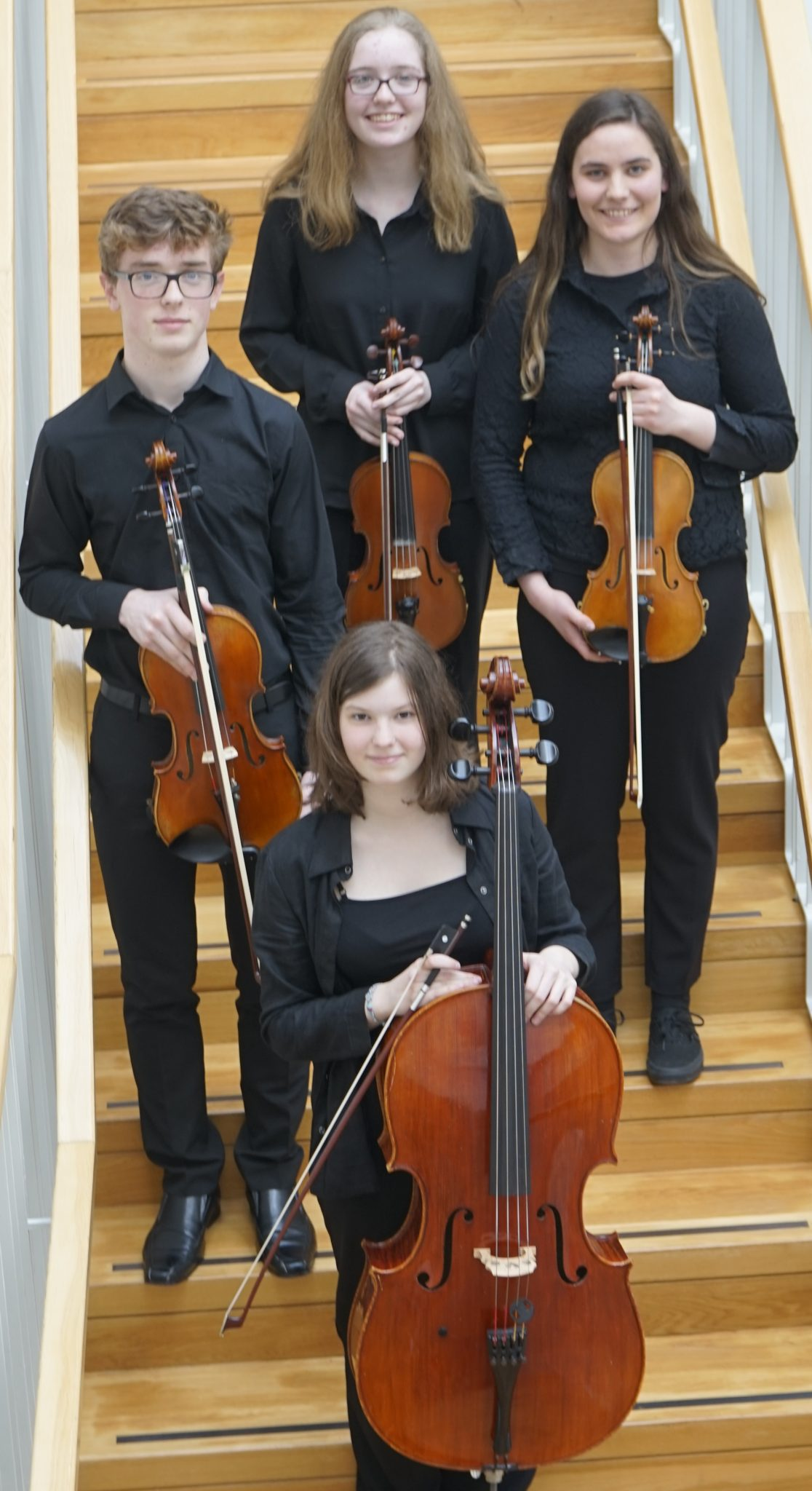 The Presto Quartet - Lunchtime Concert - Ring of Cork