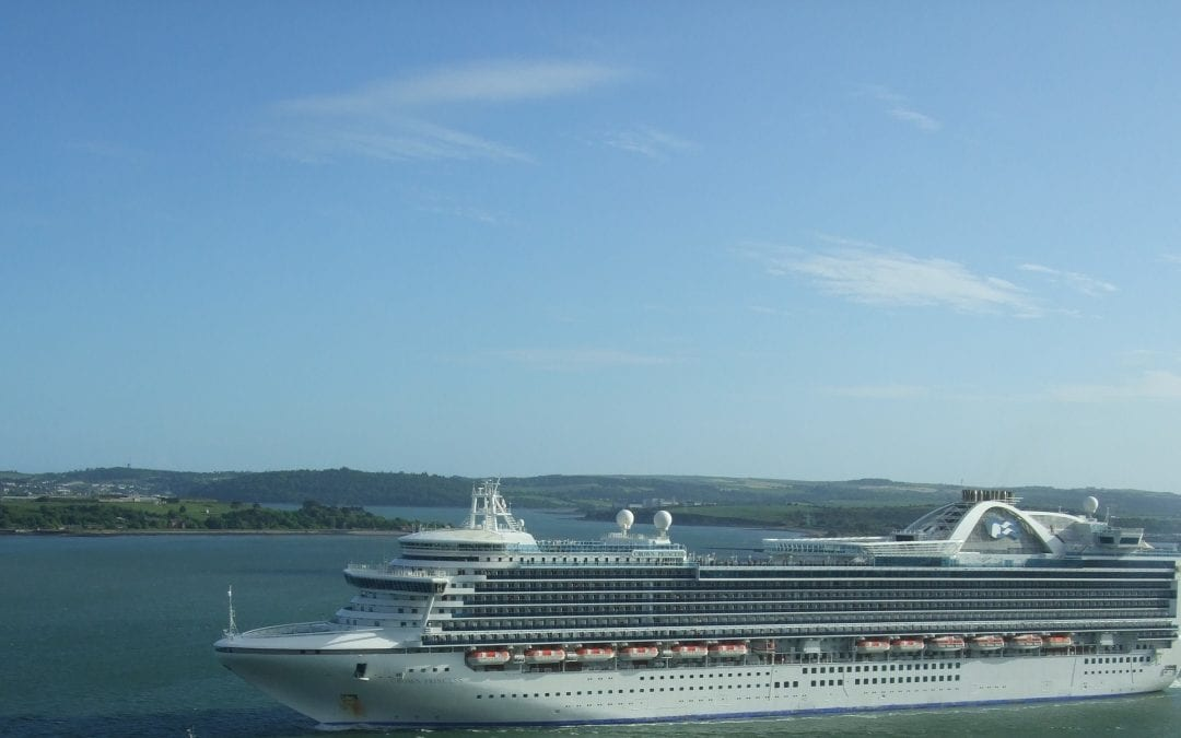 Cruise Ships to visit the Ring of Cork in 2018