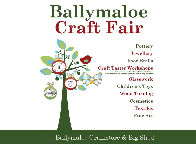 Ballymaloe Craft Fair - Ring of Cork