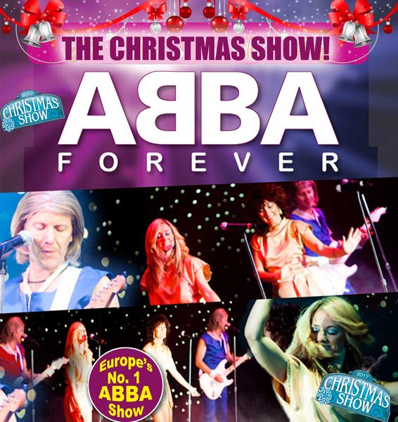 ABBA Forever - The Christmas Show - Ring of Cork