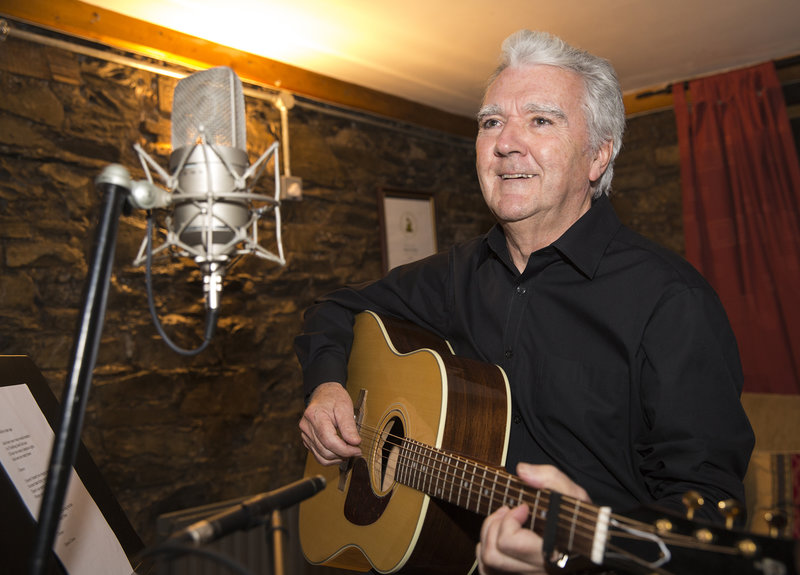 An Evening with Johnny McEvoy at Ballymaloe Grainstore - Ring of Cork